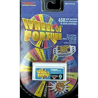 Wheel of Fortune Cartridge #9: Toys & Games