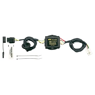 Hopkins 43865 Plug-In Simple Vehicle to Trailer Wiring Kit: Automotive
