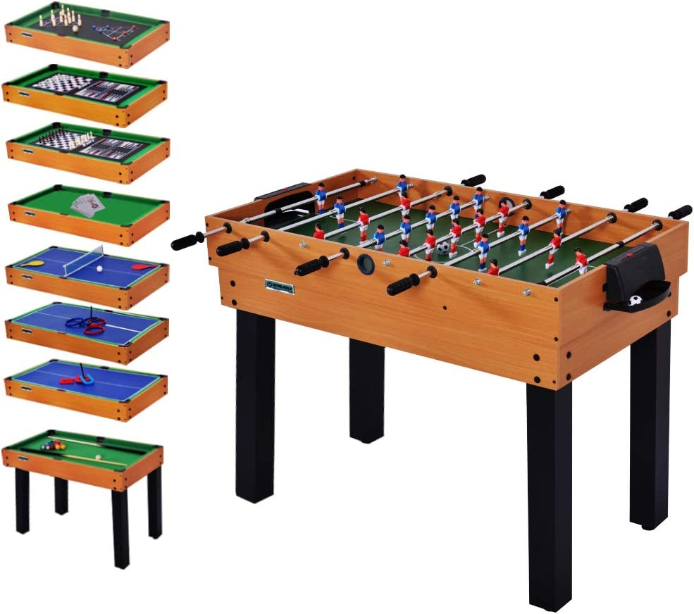 WIN.MAX WinMax Multi Game Parte Etisch, Mega 12 en 1, Incluye ...