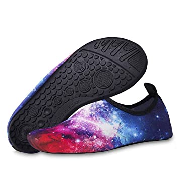 CHENHUI Zapatos de Playa Talla Grande 36-48 Yoga Buceo ...