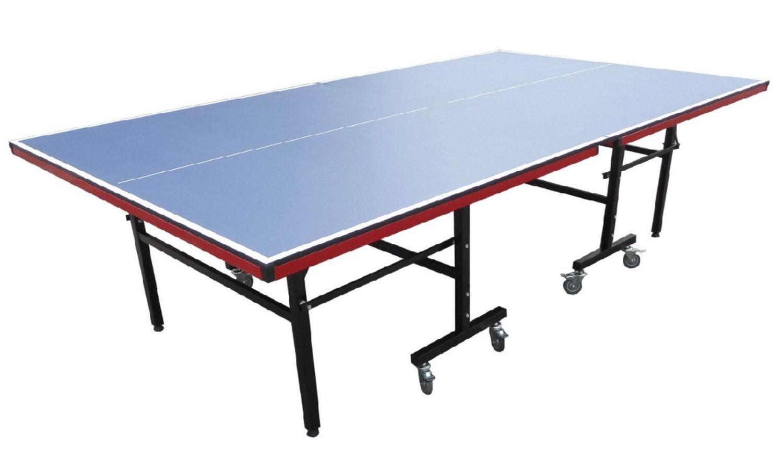 中央RecreationalプールテーブルテニスまたはPing ' Pong Game、ブルー、9 ' Game、ブルー、9 Pong B01N46LD37, くすりのヨシハシ:c08f2e50 --- gamenavi.club