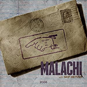 39 Malachi - 2006 Speech