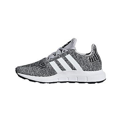 Adidas Swift Run C Grey White White: Amazon.de: Schuhe ...