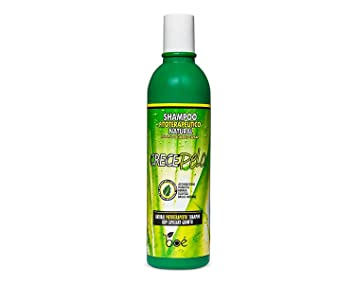 CrecePelo Natural Shampoo, 13.2oz. Per Bottle (3 Pack)