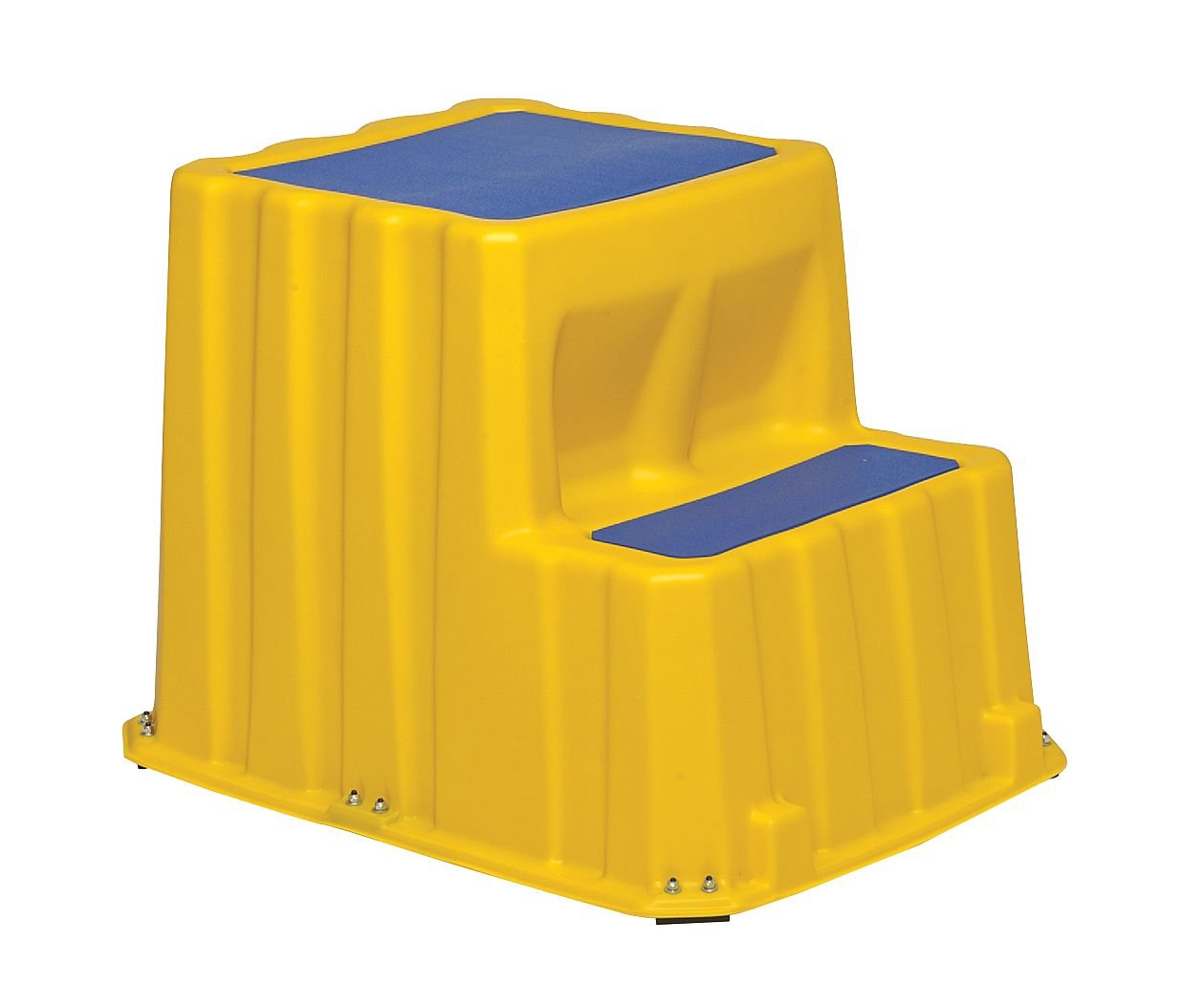 Step Stand, Yellow, 20'' H