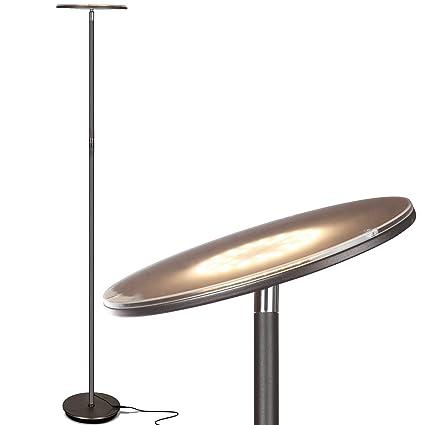 Amazon.com: Lámpara de pie Brightech SKY 30 Flux ...