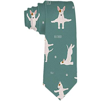 Hombres Corbatas Formales Modernas Yoga Perros Poses Y Ejercicios ...