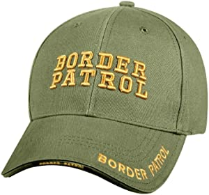Rothco Deluxe Low Profile Cap/Border Patrol-Od