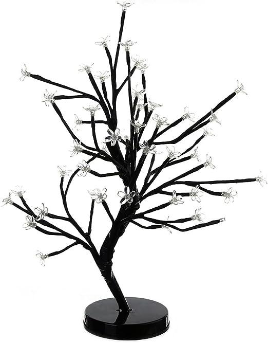 Árbol de cerezo decorativo Árbol de cerezo claro Árbol de mesa de ...