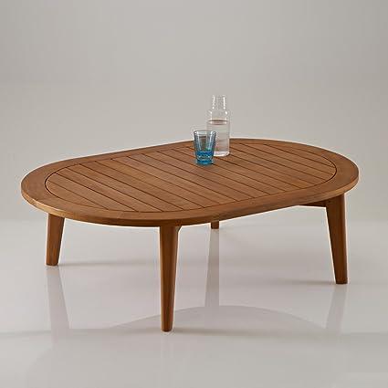 La Redoute Interieurs Table Basse, Acacia FSC, julma Unique ...