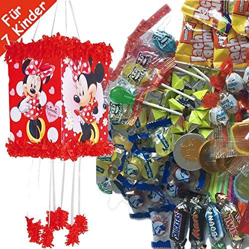 Piñata de Juego: * Disney Minnie Mouse * con Piñata + ...