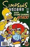 SIMPSONS COMICS #112 VF/NM WHEN SECOND BANANAS ATTACK! BONGO COMICS