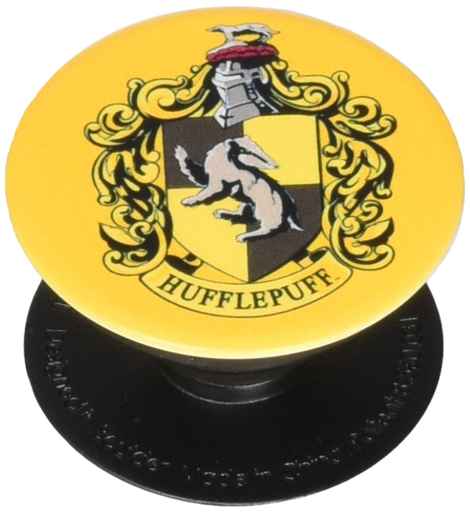 PopSockets: Collapsible Grip & Stand for Phones and Tablets - Hufflepuff PopSockets Wireless 101571