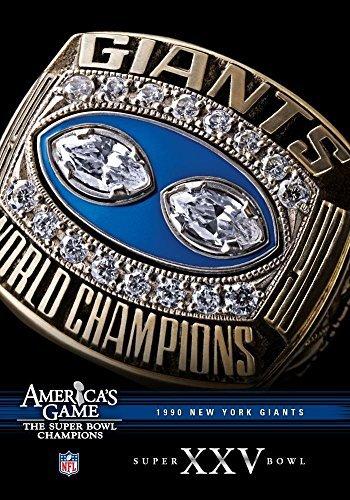 Ny Giants Super Bowl Xxv: NFL America's Game [DVD] [Region 1] [US Import] [NTSC]