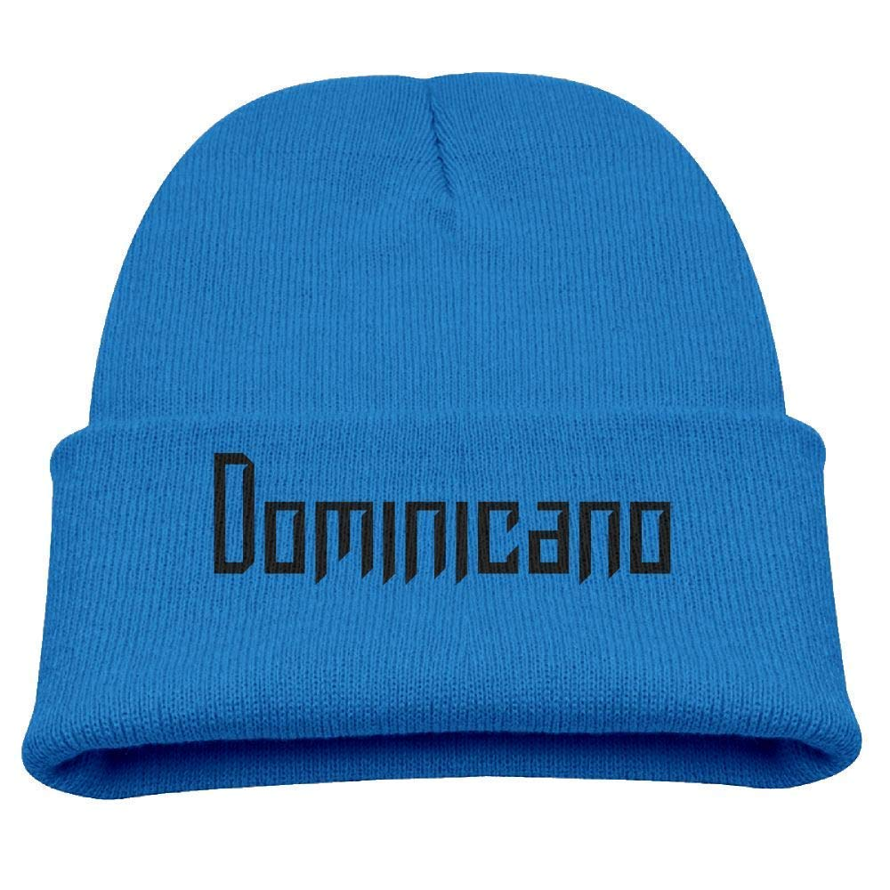 Mxung Dominicano Logo Baby Beanie Hat Toddler Winter Warm Knit ...