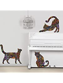 Wall Stickers Amp Murals Amazon Com