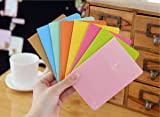 "Pack of 48 Pocket Notebook Set (3.5""x5"") Candy"