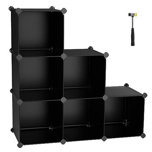 Childrens Kids 3 Tier Toy Bedroom Storage Shelf Unit 8: Kids Storage Cubes: Amazon.com