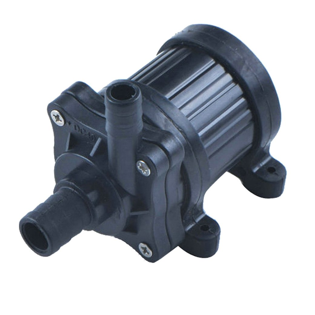 Tangda DC 24V Water Pump Brushless Centrifugal Submersible 164GPH 22.7ft DC40-2470