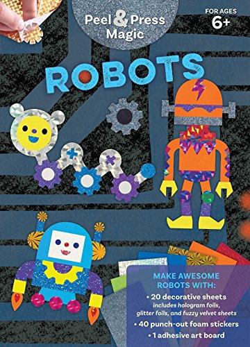 gakken kit robot - 5