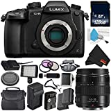 Panasonic Lumix DC-GH5 Mirrorless Micro Four Thirds Digital Camera (Body Only) + Panasonic Lumix G X Vario 12-35mm II Lens + 128GB Class 10 Memory Card Bundle Review