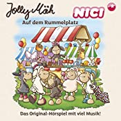 Jolly Mäh auf dem Rummelplatz | Marcell Gödde, Karl-Heinz March
