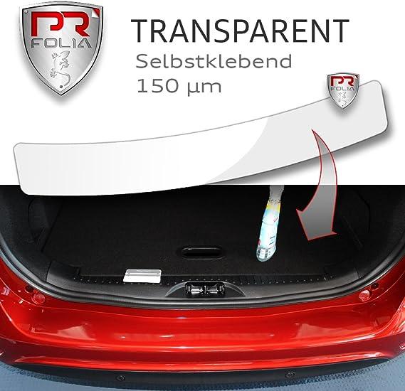 Pr Folia Ladekantenschutz Golf 7 Vii Limousine Typ Au Ab 10 2012 Transparent Lackschutzfolie Ladekantenschutzfolie Schutzfolie Auto