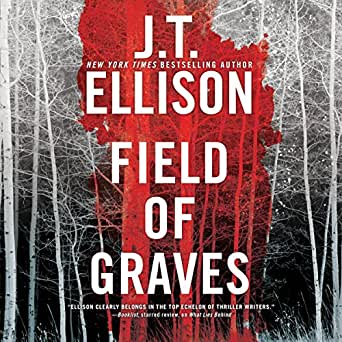 amazoncom field of graves taylor jackson book 8