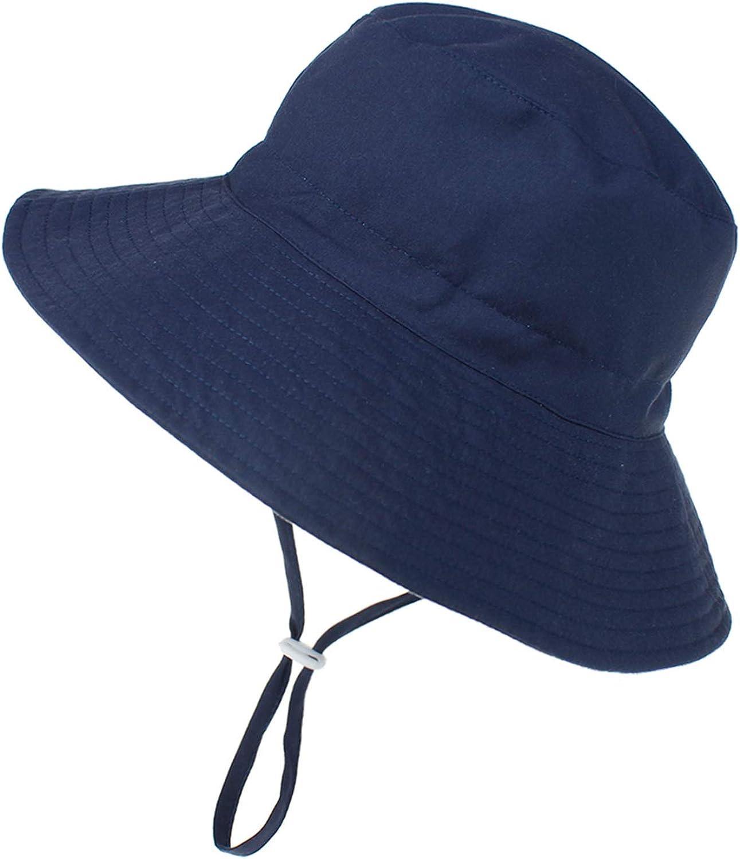 Sun Protection Baby Boy Girl Hats Toddler Beach Cap Bucket Hat Zando Baby Sun Hat Kids Summer Outdoor UPF 50