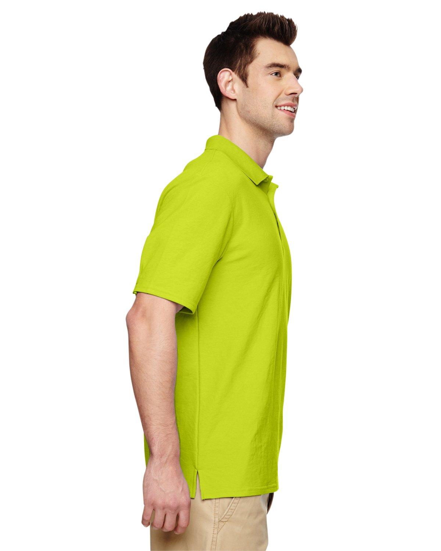 Gildan SHIRT メンズ B01G5QOY36 M|グリーン(Safety Green) グリーン(Safety Green) M