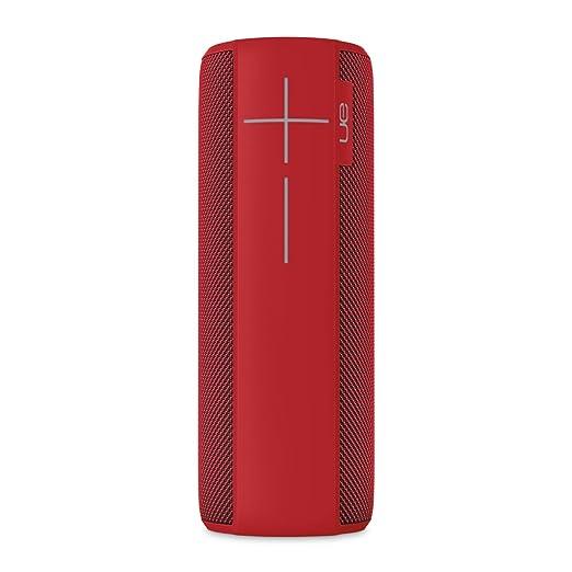 156 opinioni per UE MEGABOOM Altoparlante Bluetooth, Impermeabile, Resistente agli Urti, Rosso