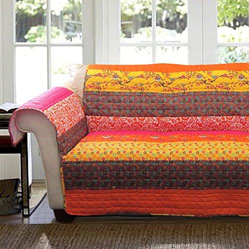Royal Empire Furniture Protectors, Tangerine