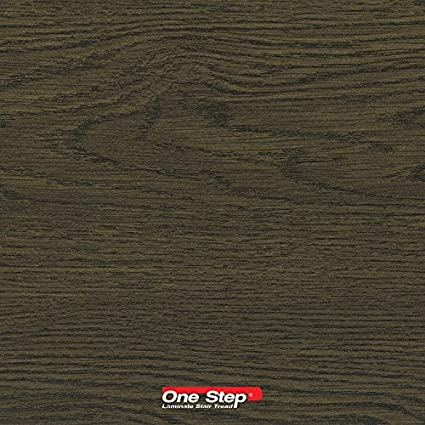 Laminate Flooring Stair Tread System 6 Kits Per Box (Pecan)