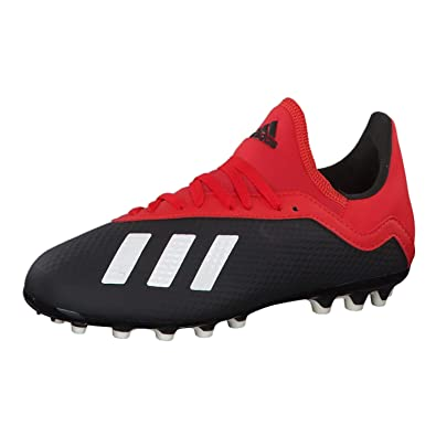 reputable site 3057b 2795c adidas Unisex-Kinder X 18.3 Ag J Fußballschuhe Mehrfarbig (Multicolor 000),  28