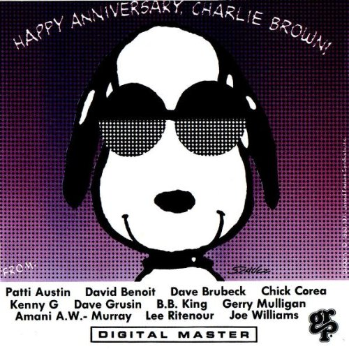 CD : VARIOUS ARTISTS - Happy Anniversary Charlie Brown / Various (CD)