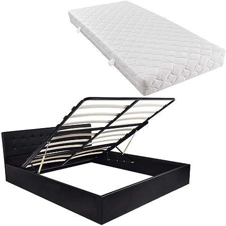Fijo Night de cama con espacio Hydraulic – Parche con ...