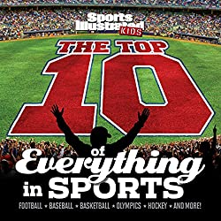 Image of the product The Top 10 of Everything that is listed on the catalogue brand of Brand: Sports Illustrated.