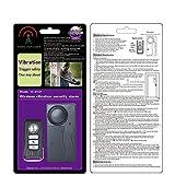Mengshen Wireless Vibration Alarm, Anti-Theft