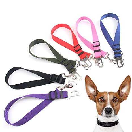 FISOUL - Arnés para cinturón de Seguridad para Mascotas, para ...