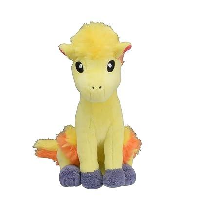 Amazon.com: Pokemon Center - Peluche de peluche para Ponyta ...