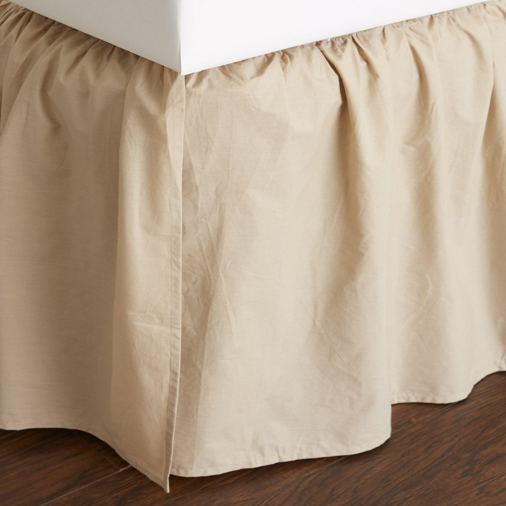 brass skirt by legna undefined bed flax linens classic skirts fine sdh