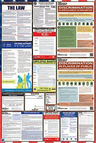 - Missouri / Federal Combination Labor Law Posters