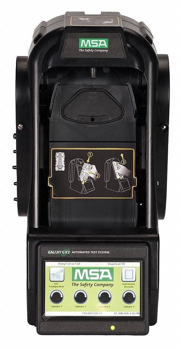 Automated Test System 12Hx8Lx6-1//2W in.