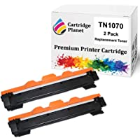 Cartridge Planet 2-Pack Compatible Toner Cartridge for Brother TN-1070 TN1070 (1,000 Pages) for Brother DCP1510 HL1110…