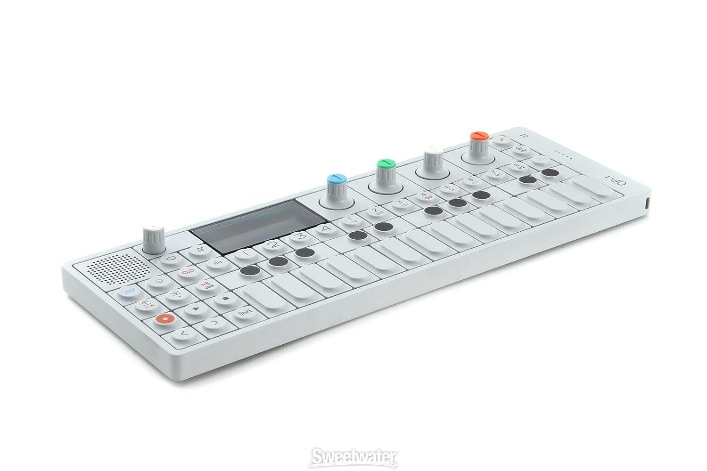 Teenage Engineering OP-1 - Sintetizzatore, sampler e controller tutto in uno, portatile 002.AS.001