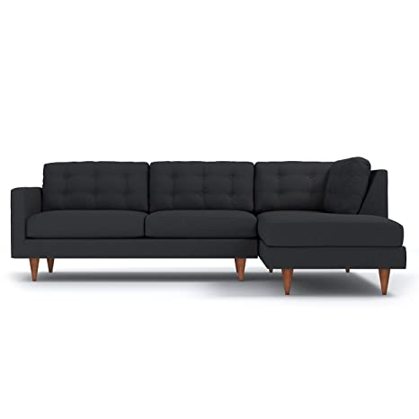 Amazon.com: La Logan 2pc Seccional sofá de Kyle schuneman ...