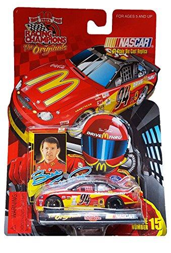 Nascar Racing Champions: The Originals Bill Elliott-mcdonalds Car 1:64 Scale (Racing Champions Bill)