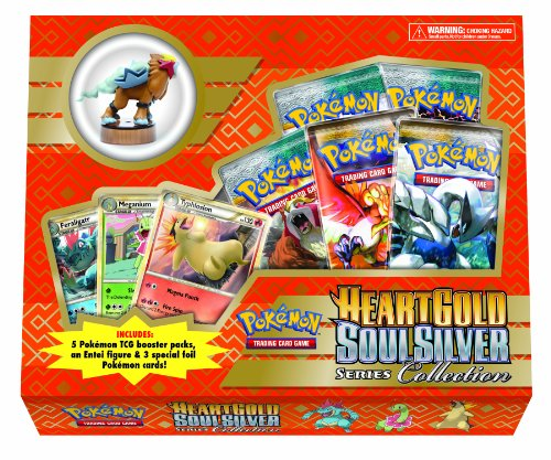 Pokémon Trading Card Game HeartGold & S
