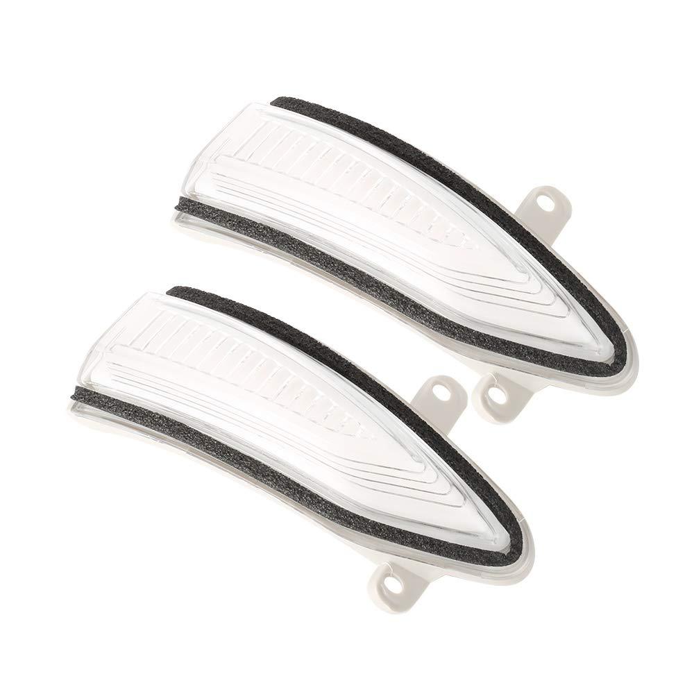 XJB-TURNLIGHT Indicatore Specchio di direzione a LED dinamica del Segnale Laterale Luce sequenziale for Nissan Altima Teana L33 2013-2018 Sylphy Sentra Pulsar Tiida