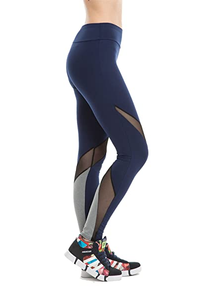 Befox Mallas Deportes Mujer Leggings Yoga Pantalon Pirata de ...